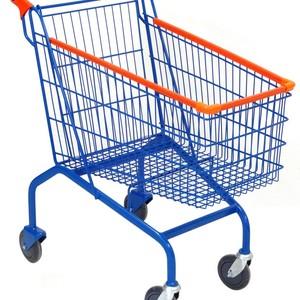 Preço carrinho de mercado