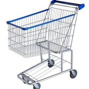 Carrinho para supermercado preço