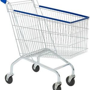 Mini carrinho de supermercado