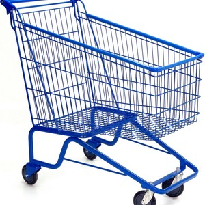 Carrinho de compras mercado