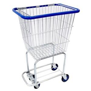 Carrinho supermercado condomínio