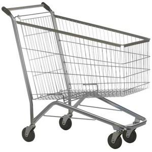 Carrinho de supermercado 160 litros