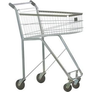 Carrinho de supermercado para gestante